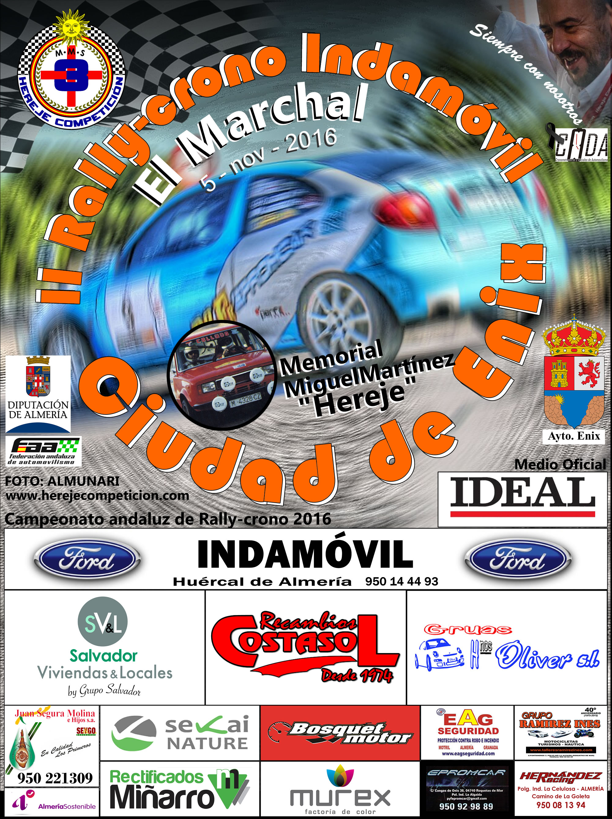 I Rally-crono Hereje Competicion