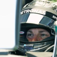 Rosberg hace pleno y Vettel se acerca; Alonso 10º y Sainz 11º