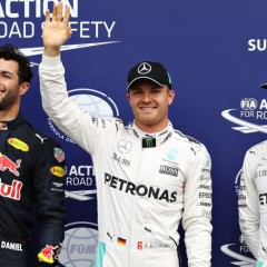 Pole de Rosberg, Red Bull supera a Ferrari y españoles fuera de Q3