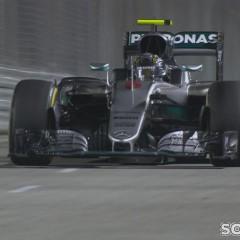 Victoria ajustada de Rosberg con Ricciardo a la estela; Alonso 7º
