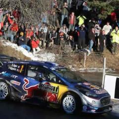 Vídeo: segunda jornada del Rally Montecarlo