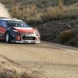 Citroën también rueda en Almería de cara a México