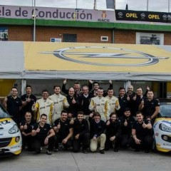 Opel se retira del Nacional de Asfalto