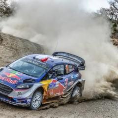 La FIA investiga la caja de cambios de Sébastien Ogier tras el Rallye de México